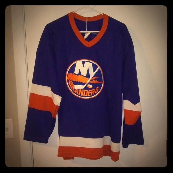 c119015ef CCM Other | Ny Islanders Vintage Hockey Jersey Size Large | Poshmark